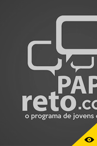 Vinheta Programa Papo Reto no After Effects